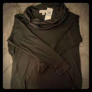 Michael Kors cowl neck top